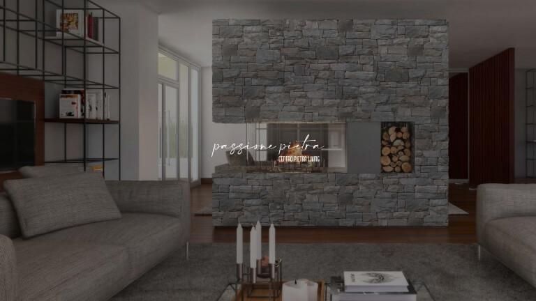 La pietra naturale tra i trend dell'interior design