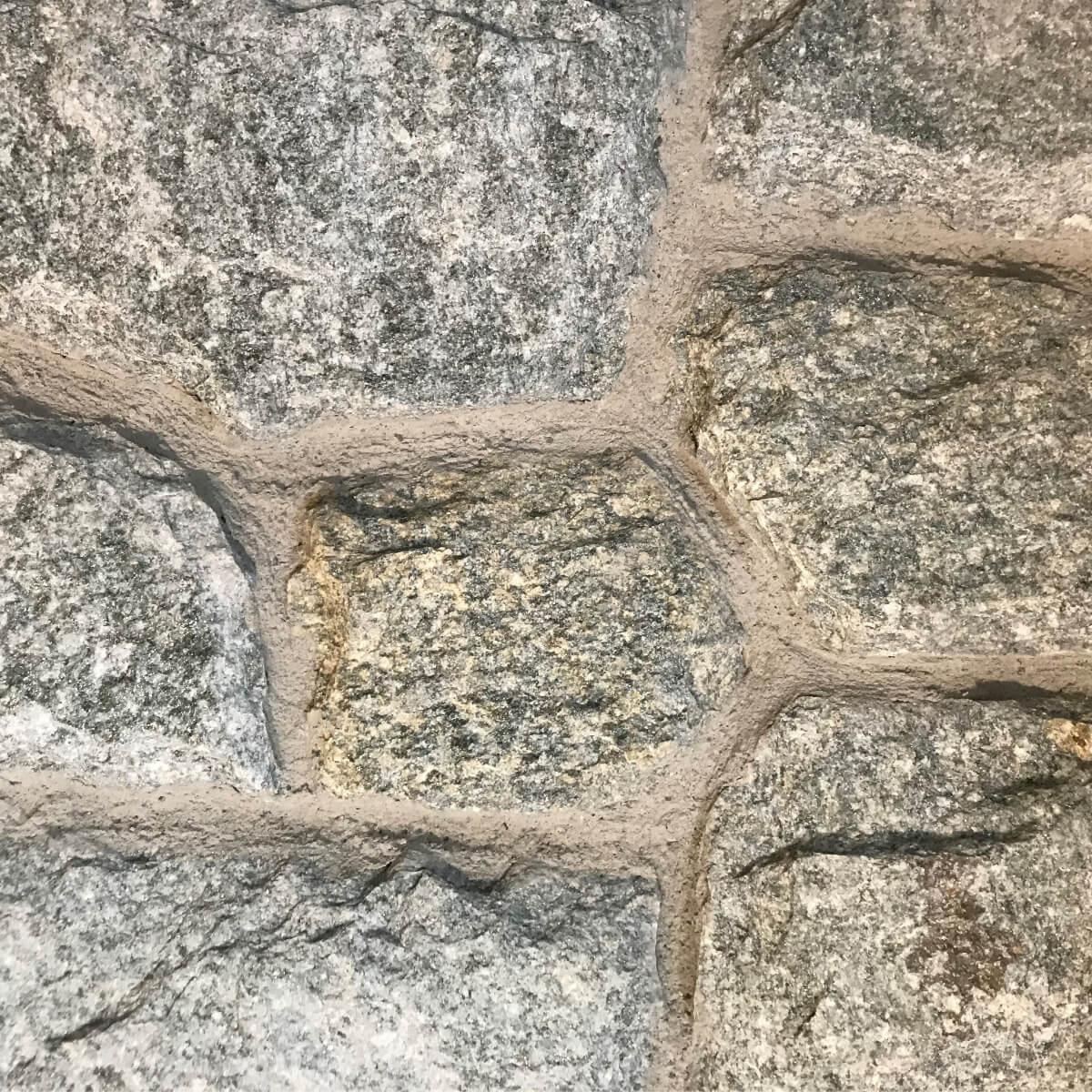 Stone iron